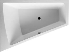 Ванна Paiova DURAVIT 700220(левая), 700221(правая) 170х130 см с подставкой для облицовочных панелей. Производитель: Германия, Duravit