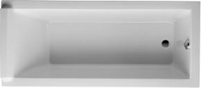 Ванна прямоугольная Starck DURAVIT 700001 160x70см встраиваемая. Производитель: Германия, Duravit