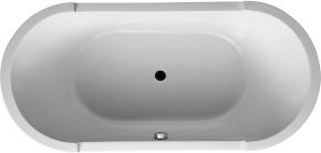 Ванна овальная Starck DURAVIT 700011 190х90 см встраиваемая. Производитель: Германия, Duravit