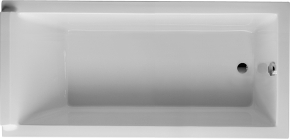 Ванна прямоугольная Starck DURAVIT 700117 170х80 см встраиваемая