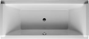 Ванна прямоугольная Starck DURAVIT 700204 180х80 см встраиваемая. Производитель: Германия, Duravit