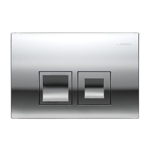 Geberit Delta50 115.135.21.1 Смывная клавиша  хром глянц. Производитель: Швейцария, Geberit