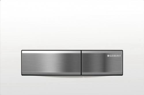 Geberit Sigma50 115.788.11.5 Смывная клавиша цинковое литье/пластик белый. Производитель: Швейцария, Geberit
