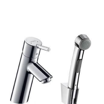 Hansgrohe 32140000 Talis S2 Смеситель для умывальника с гигиеническим душем. Производитель: Германия, Hansgrohe
