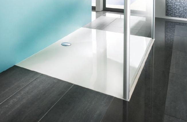 Huppe Easystep 215010.055  Душевой поддон 80 x 80 см. Производитель: Германия, Huppe