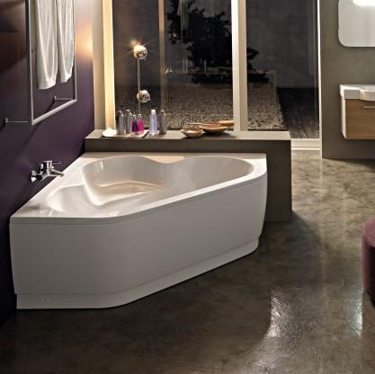 Kolpa San Piano Ванна угловая 145х145 см