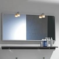 Kolpa San Tia OGT 120 + PT 120 Зеркало со светильником, розеткой и полочкой венге, 120 см. Производитель: Словения, Kolpa san