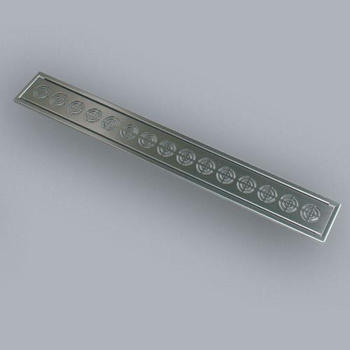 Sanit Решетка для трапа 750, 850, 950 мм Gracia 0342000 . Производитель: Германия, Sanit