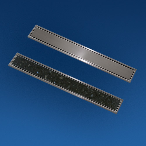 Sanit Решетка для трапа под плитку 750, 850, 950мм 0352500 . Производитель: Германия, Sanit